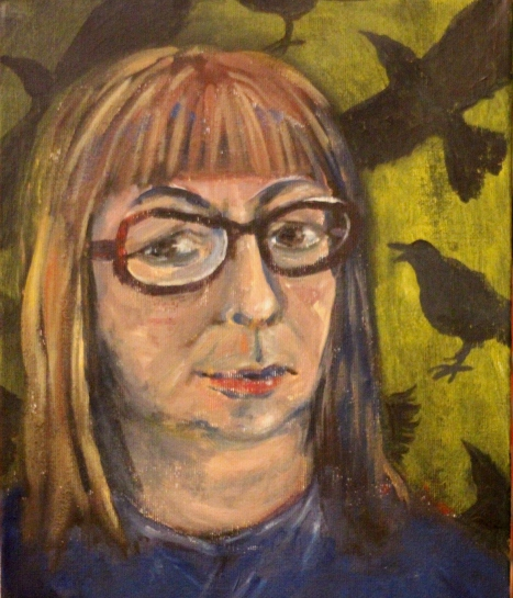 karin mear self portrait